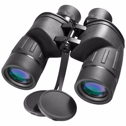 Picture of 7x50mm WP Battalion Range Finding Reticle Binoculars - AB11040 - by Barska