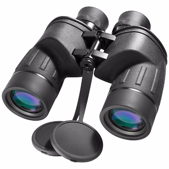 7x50mm WP Battalion Range Finding Reticle Binoculars - AB11040 - by Barska