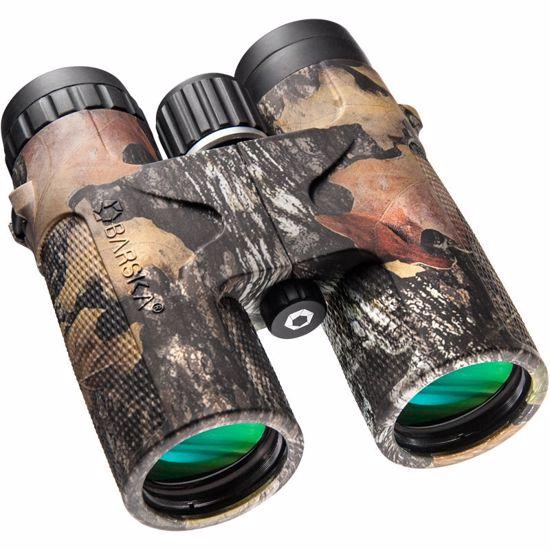 12x42mm WP Blackhawk Mossy Oak® Break-Up® Camo Binoculars by Barska
