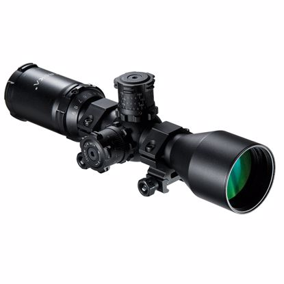 3-9x40mm Contour Compact .22 BDC Rifle Scope by Barska