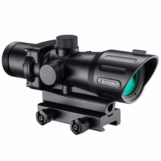 4x32mm AR-15 / M-16 Electro Sight Tactical Scope by Barska
