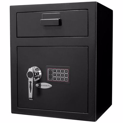 Large Keypad Depository Safe