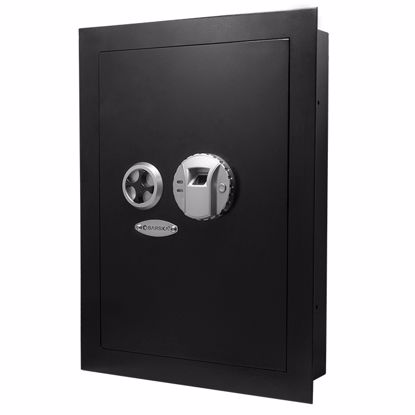 Picture of Biometric Wall Safe