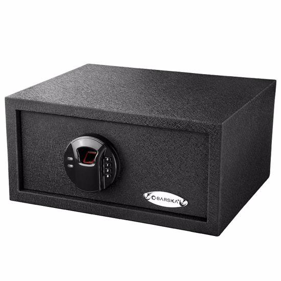 HQ100 Biometric Digital Keypad Safe