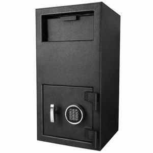 Picture of DX-300 Large Depository Keypad Safe 14x14x27""