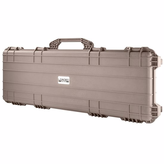 """Picture of Loaded Gear AX-600 44"""" Hard Rifle Case Dark Earth"""