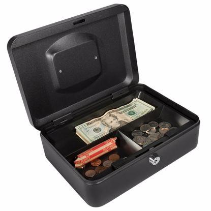 Picture of Medium Cash Box with Key Lock