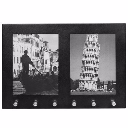 "Two Section 4""x6"" Picture Wall Mount Frame"