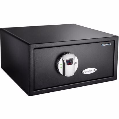 Picture of Biometric Security Safe with Fingerprint Lock