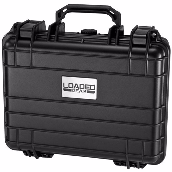 Loaded Gear HD-200 Protective Hard Case