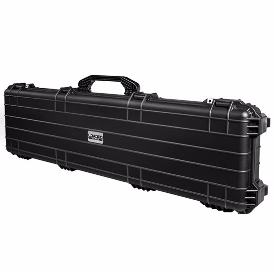 "Picture of Loaded Gear AX-500 Watertight 53"" Hard Rifle Case"