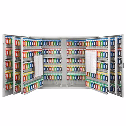 Picture of 600 Position Key Cabinet with Key Lock