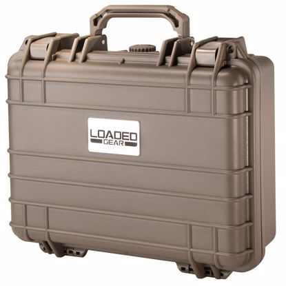 Picture of Loaded Gear HD-200 Hard Case Dark Earth