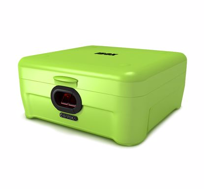 Picture of iBOX Dual Biometric Secure Storage Device