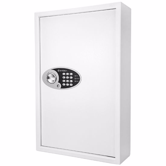 144 Key Cabinet Digital Wall Safe