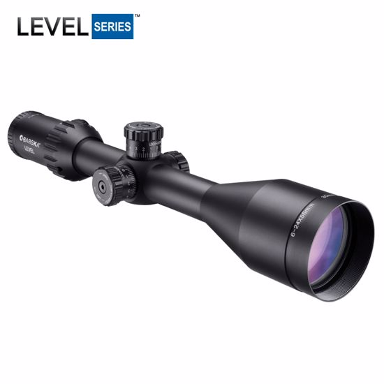 Picture of 6-24x 56mm LEVEL Rifle Scope IR MOA Reticle