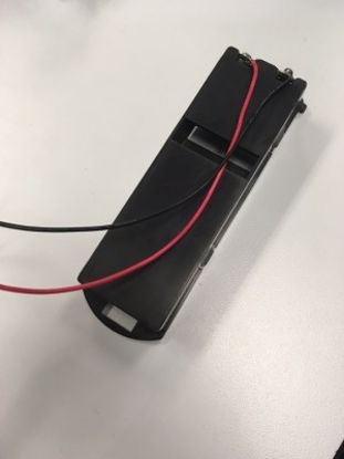 Picture of AX11652 BATTERY COMPARTMENT