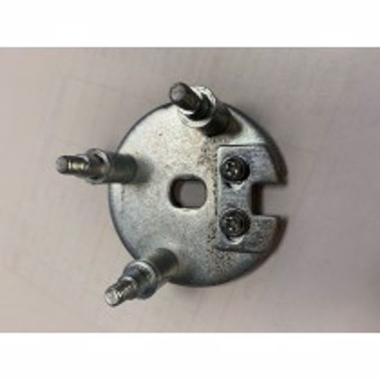 AX11898 ROUND PLATE FOR HANDLE