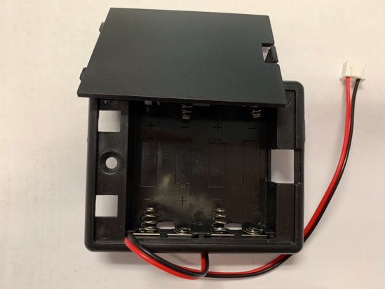 AX12660 INTERNAL BATTERY COMPARTMENT