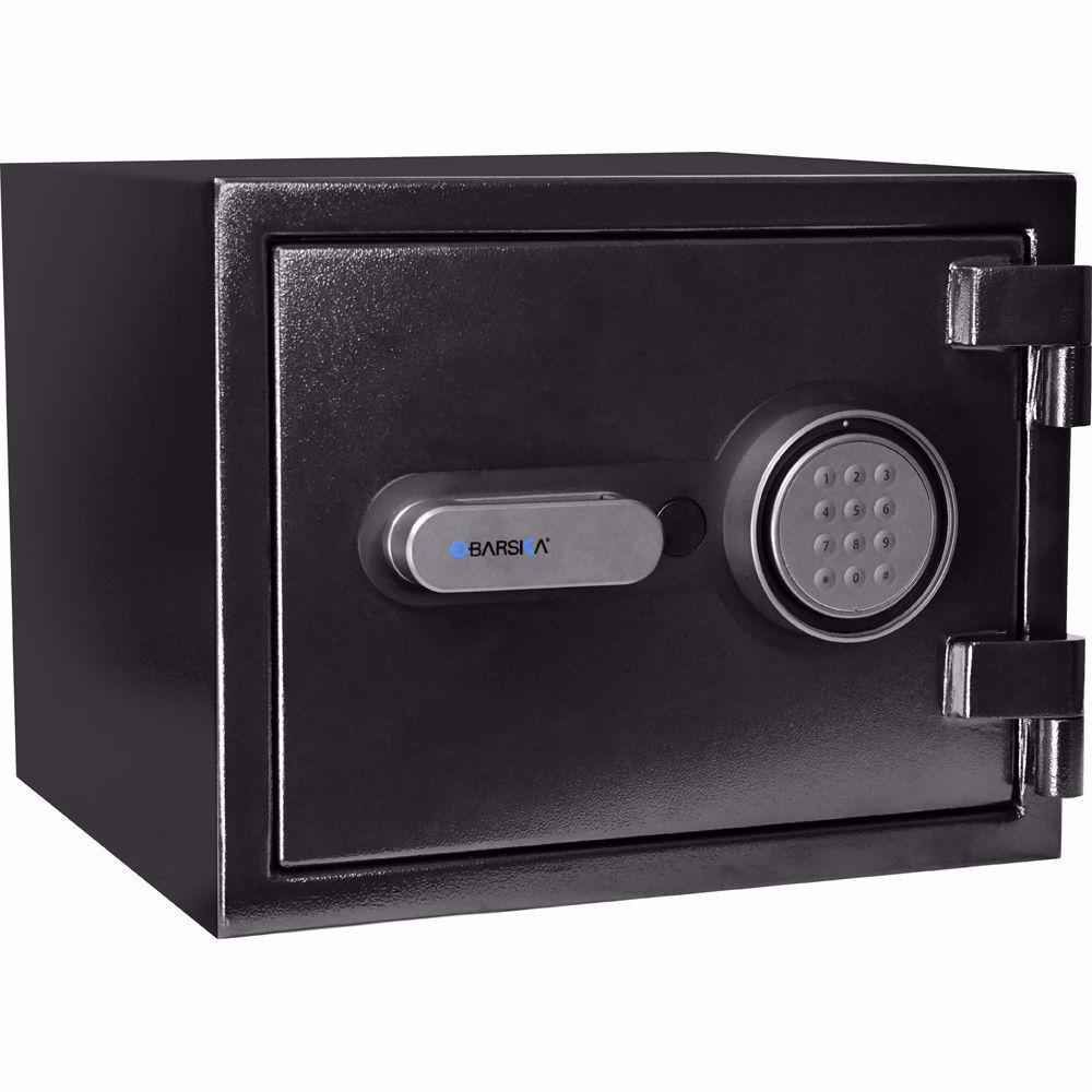 Picture of BARSKA 0.75 Cubic Ft. Fireproof Keypad Safe