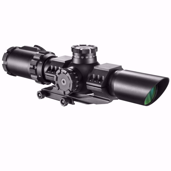Picture of 1-6x32mm IR SWAT-AR Tactical Rifle Scope by Barska