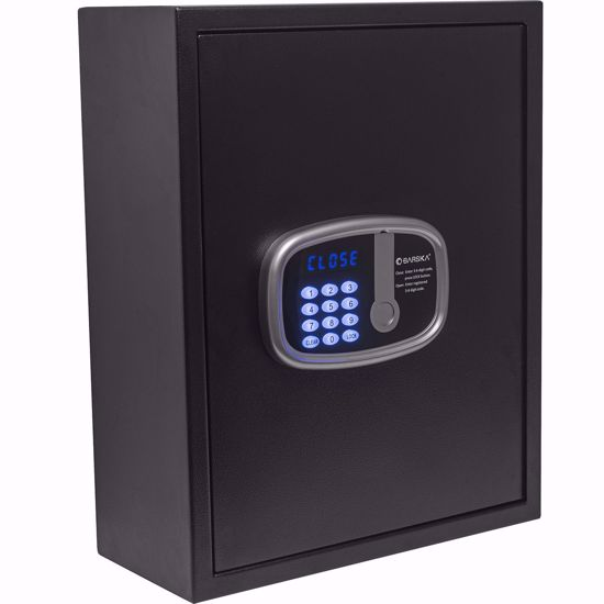 0.80 Cu. Ft. Wall Hotel Safe