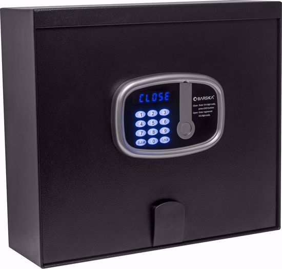 0.5 Cu. Ft. Top Open Hotel Safe