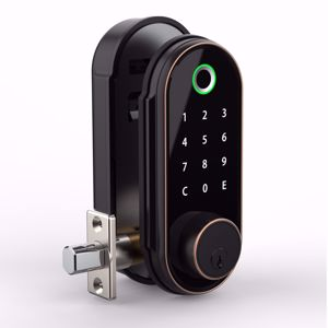Picture of Biometric Keypad Door Lock