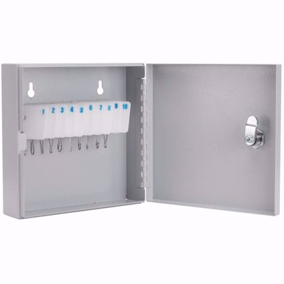 Picture of 10 Position Key Cabinet with Key Lock