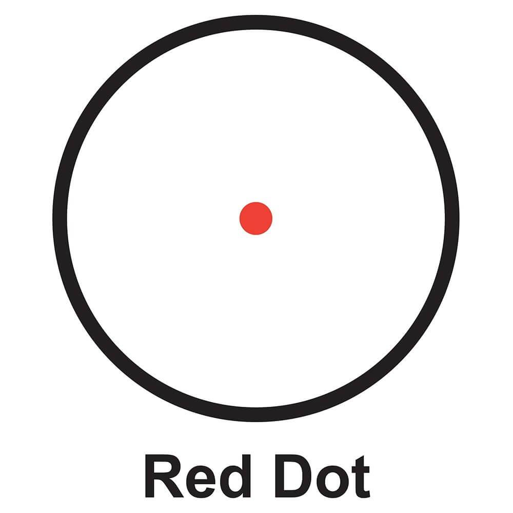 Barska 1x 30mm Ion Reflex 3 Moa Red Dot Sight Ac13152