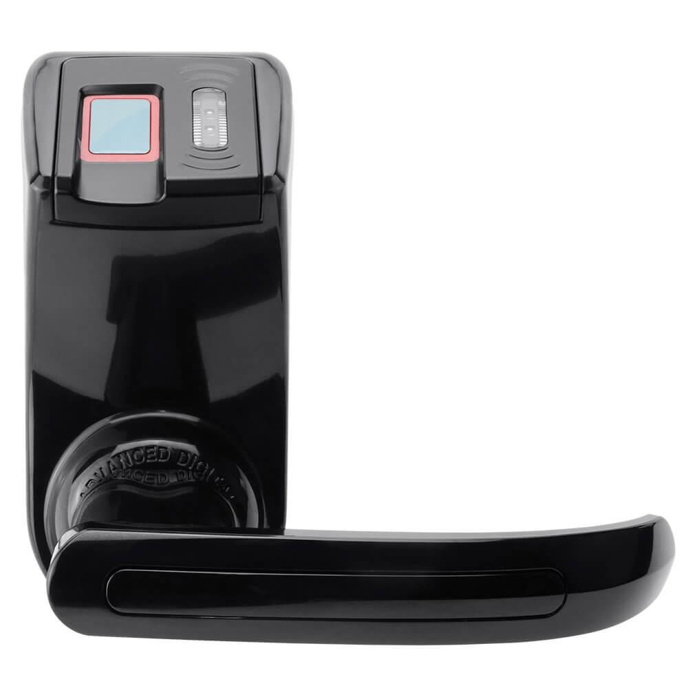 Biometric and RFID Security Door Lock (Black) by Barska