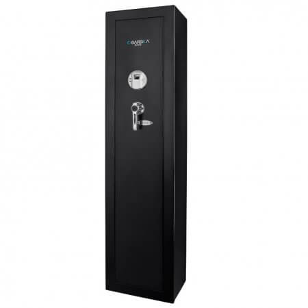 Quick Access Large Biometric Rifle Safe by Barska