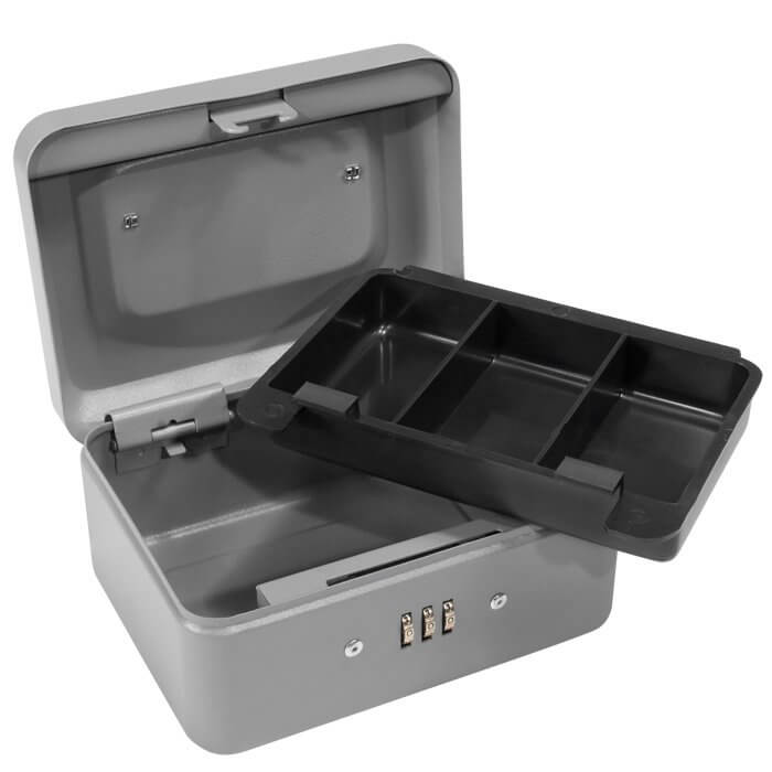 Wonderful Extra Small Cash Box with Combination Lock - Barska.com NZ33