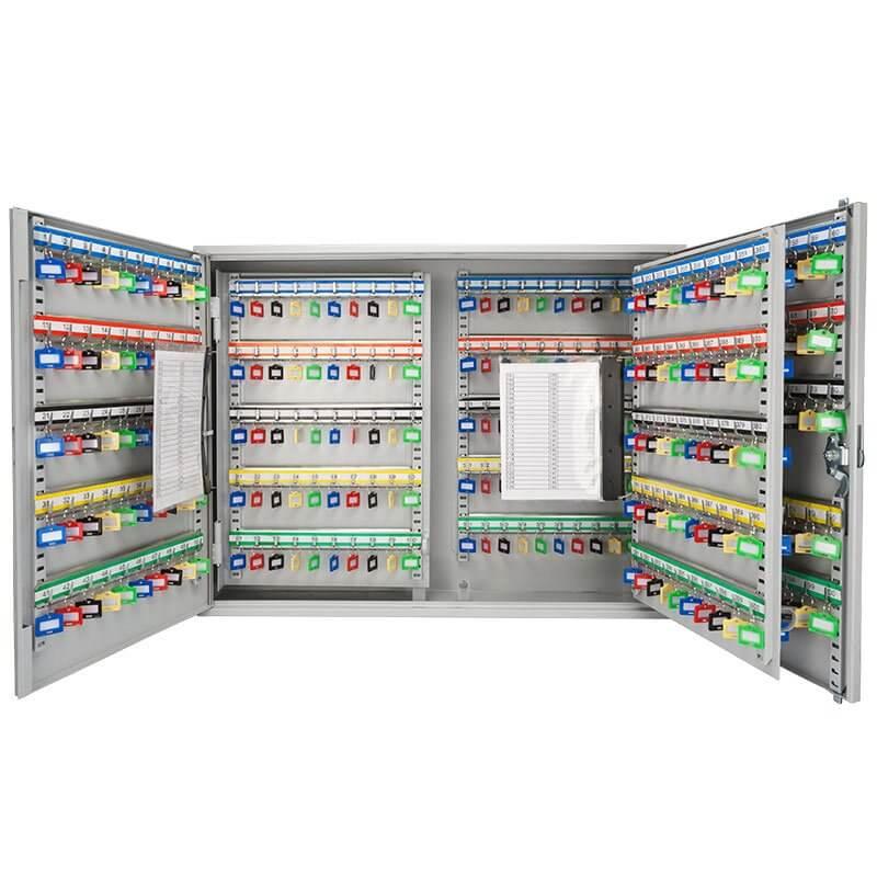 400 Position Key Cabinet with Key Lock By Barska - Key Cabinets ...