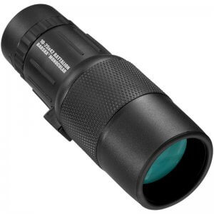 10-25x42mm Battalion Zoom Close Focus Monocular By Barska