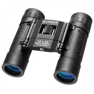 10x25mm Lucid View Compact Binoculars by Barska