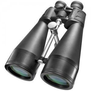 30x80mm X-Trail Binoculars Braced In Tripod Mount By Barska