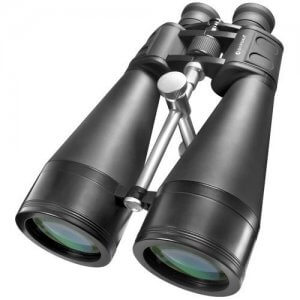 20x80mm X-Trail Binoculars Braced In Tripod Adaptor By Barska