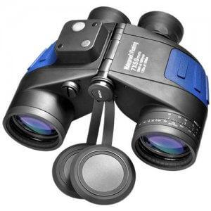 7x50mm WP Deep Sea Floating Range Finding Reticle Binoculars