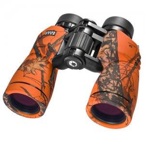 10x42mm WP Crossover Mossy Oak® Blaze® Camo Binoculars by Barska