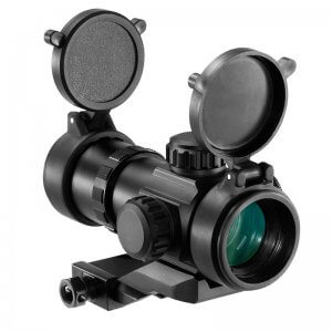 1x30mm Red/Green Dot Sight Barska
