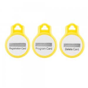 Admin RFID Door Lock Card Set