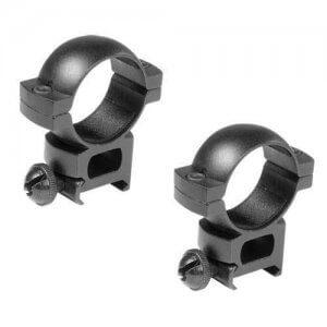 30mm X-High Weaver Style Rings by Barska