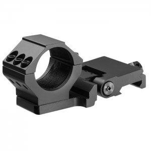 30mm Adjustable Height Flip-Up Ring