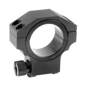 30mm Low Ruger Style Ring by Barska