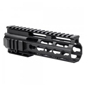 "6.75"" KeyMod AR Hand Guard by Barska"