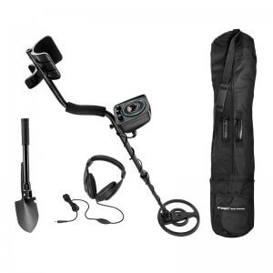 Pro 200 Metal Detector Field Kit by Barska