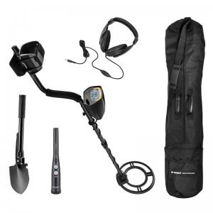 Winbest Pursuit Metal Detector Field Kit By Barska