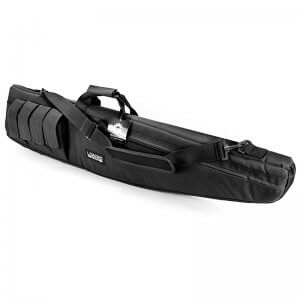 "Loaded Gear RX-100 48"" Tactical Rifle Bag (Black)"