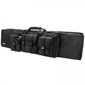 "Loaded Gear RX-200 45.5"" Tactical Rifle Bag (Black) BI12030"